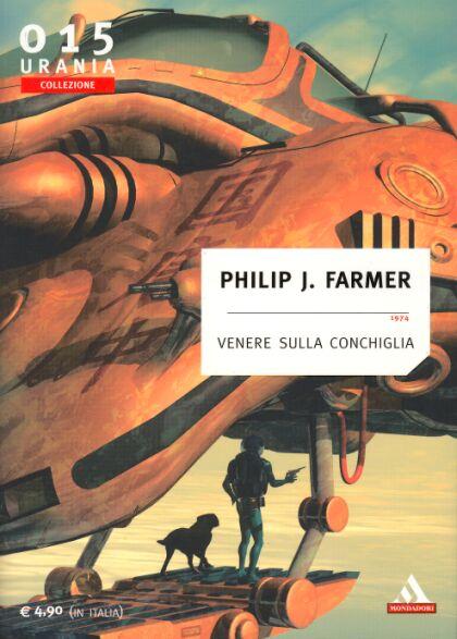 Philip J Farmer venere sulla conchiglia recensione