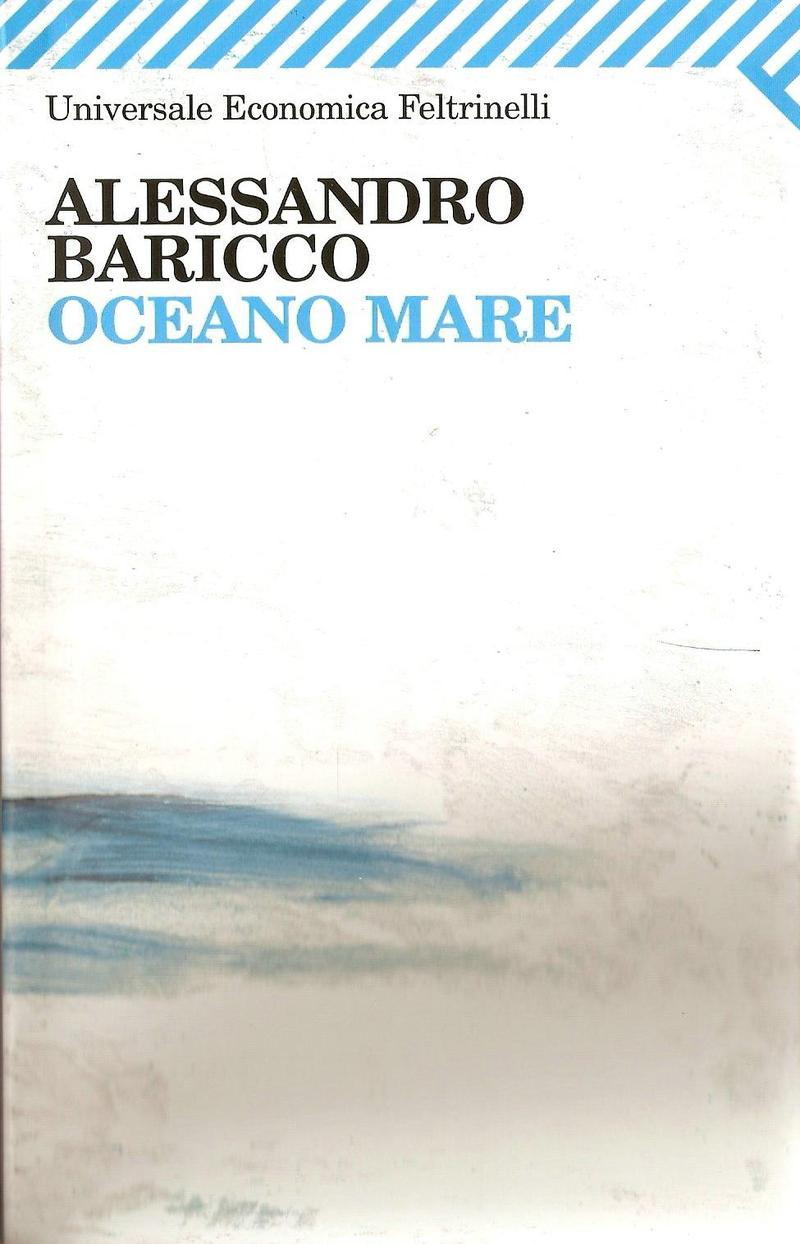 Estremamente Oceano mare - Alessandro Baricco - Recensioni di QLibri PR19