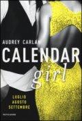 Calendar girl. Luglio, agosto, settembre