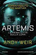 Artemis. La prima città sulla luna
