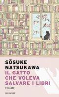 Il gatto che voleva salvare i libri