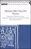 Poesie di Francois Villon